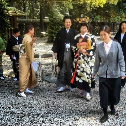JAPONYA'DA EVLİLİK