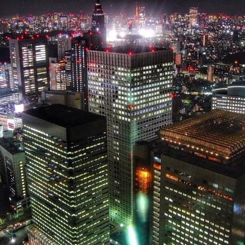 TOKYO'NUN EN UZUN BİNASI