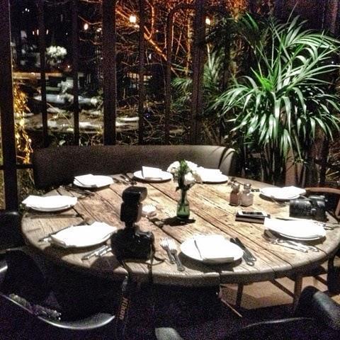 İstanbul'un En İyi İtalyan Restoranları, BACKYARD BISTRO