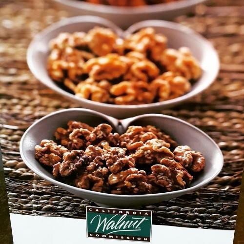 RADISSON Blu Şişli Steak & More… Bir şef iki etkinlik… CALIFORNIA Walnuts…