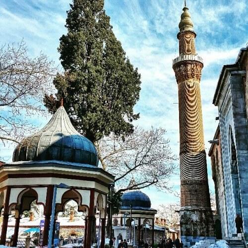 bursa_gezilecek_yerler_ulu_cami