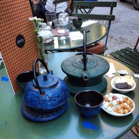 Karaköy'de Çay Nerede İçilir? DEM Karaköy