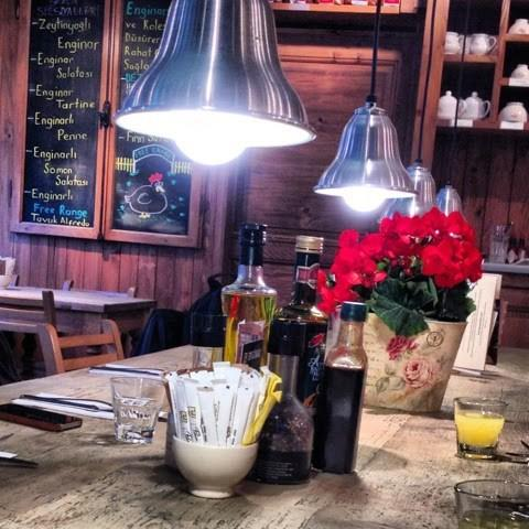Anadolu Yakasında bir Fransız Restoranı LE PAIN QUOTIDIEN…