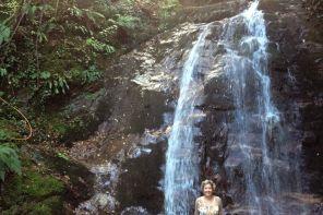 Hafta Sonu Günübirlik Doğa Yürüyüşü, Nüzhetiye Şelalesi