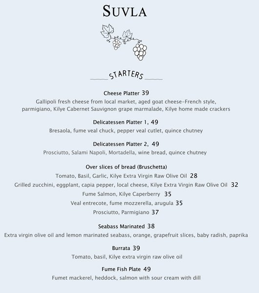 suvla_kanyon_menu