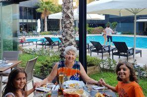 İstanbul Maltepe Otel Tavsiyesi, BURGU AND TANGO ARJAAN BY ROTANA