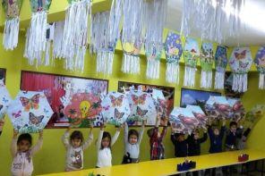 Sömestr, Yarıyıl, Karne, 15 tatilde Eğlenceli Aktiviteler Uçurtma Müzesinde