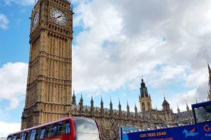 Bir Günde Londra Gezisi