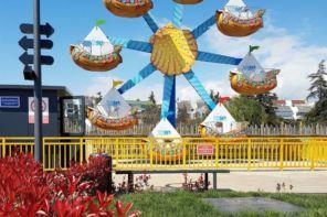 Modern Lunapark VIASEA Tema Park Nerede? Nasıl Gidilir? Giriş Ücreti Nedir?