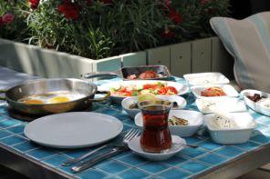 Ortaköy, Kuruçeşme'de, Boğaz'da Kahvaltı Nerede Yapılır?