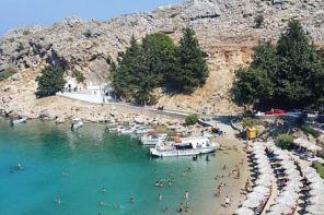 Rodos Adası Nerede? Nasıl Gidilir? Pasaportsuz Vizesiz Geçilir mi? Feribot Ücreti