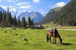 Dünya'daki 7 Bağımsız Türk Devletinden Biri, Kırgızistan'ın Keşfi
