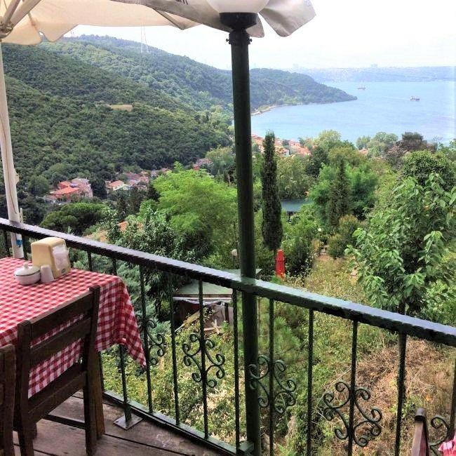 Anadolu Kavağı'nda Kahvaltı Nerede Yapılır?
