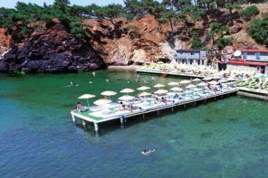 Büyükada Plajları ve Giriş Ücretleri 2017