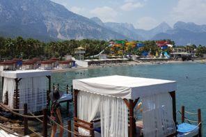 Antalya Kemer Tatil Köyü Tavsiyesi, RIXOS SUNGATE HOTEL