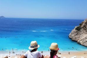 Kalkan En Güzel Plajlar ve Giriş Ücretleri