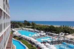 Antalya'da Çocuklu Ailelere Uygun Tatil Köyü, TUI Sensatori Resort Sorgun