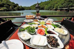 Şile'de Kahvaltı Nerede Yapılır? Saklıgöl Karamandere