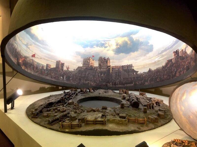 Картинки по запросу panorama 1453 tarih müzesi