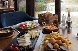 Sapanca Kahvaltı Mekanları, The Garden Sapanca