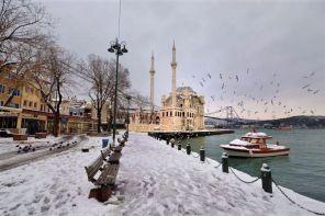 İstanbul'da Kışın, Soğuk Havalarda Gezilecek Yerler