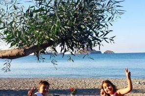 Ege Akdeniz'de Çocuklu Ailelere Uygun Otel ve Tatil Köyleri