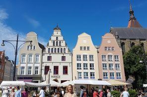 Schwerin, Warnemünde, Rostock Gezi Rehberi