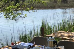 Riva'da Kahvaltı Nerede Yapılır? Keyf-i Bahçe