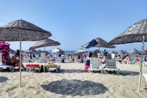 Florya Güneş ve Menekşe Plajları ve Giriş Ücretleri
