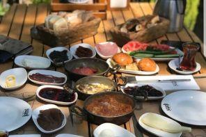 Florya'da Kahvaltı Nerede Yapılır? Şazeli Florya