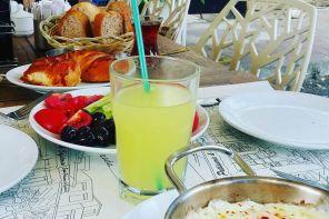 Burgazada Kahvaltı Mekanları ve Fiyatları