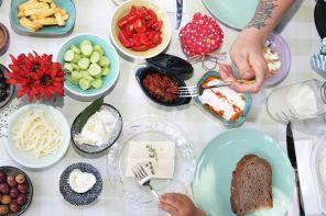 Göktürk'te Kahvaltı Nerede Yapılır? Nezihe Hanım'ın Bahçesi