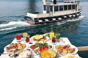 Boğaz'da Kahvaltı Mekanları ve Fiyatları