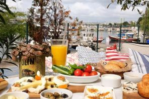 Fenerbahçe'de Kahvaltı Nerede Yapılır? BIG CHEF'S