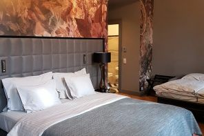 The New FIve-Star Hotel In RIga, Grand Poet Hotel by Semarah