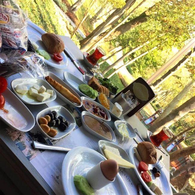 marianın bahçesi kahvaltı fiyatları