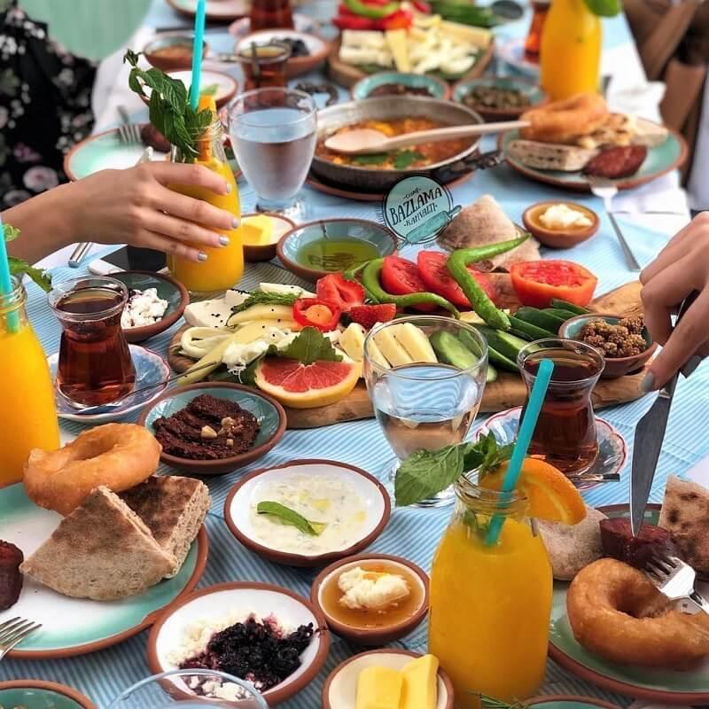 İstanbul'daki En İyi Kahvaltı Mekanları ve Fiyatları