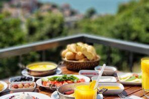 Üsküdar, Nakkaştepe'de Kahvaltı Nerede Yapılır? La Colina