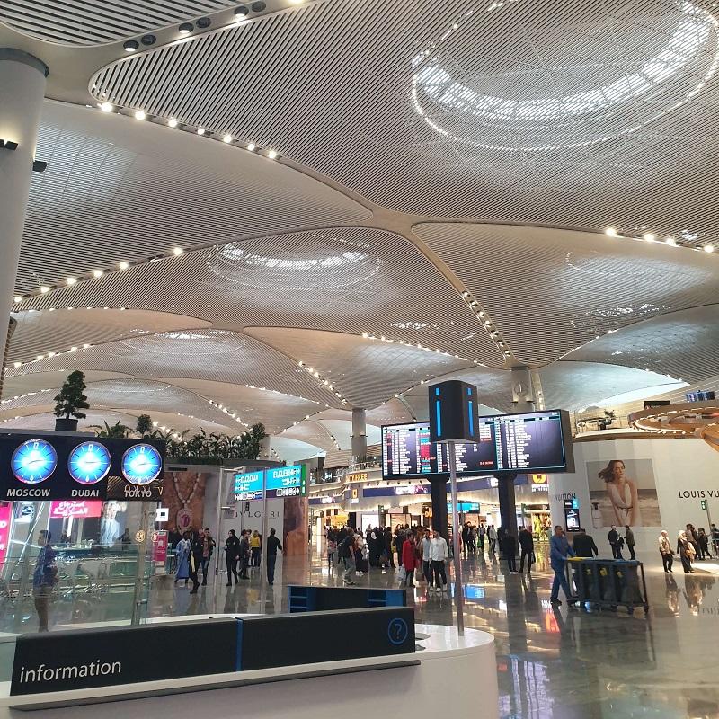 İstanbul Yeni Havalimanı'na Metro, Marmaray, Metrobüs ve Otobüsle Nasıl Gidilir?