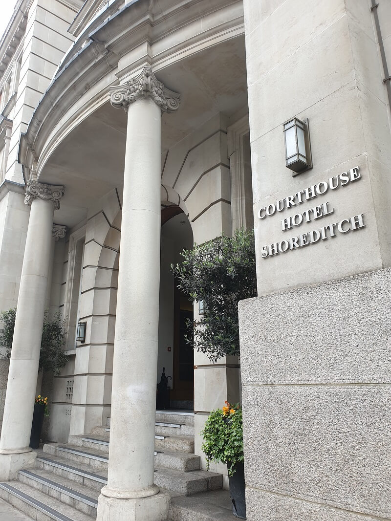 Courthouse Hotel Shoreditch: Paramount QualIty In Modern ShoredItch, COURTHOUSE HOTEL