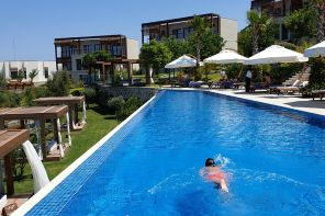 LuxurIous BoutIque Hotel In YalIkavak Bodrum, AllIum VIllas Resort
