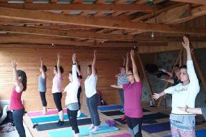 Banu Çadırcı ile Doğa İçinde Yoga Tatili