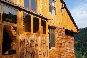 Doğa İçinde Yoga Tatili, Macahel Köy Evi