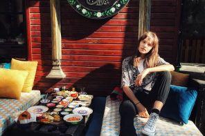 Karaköy Galata Hattında Sıradışı Bir Kahvaltı Mekanı, Arada Kafe