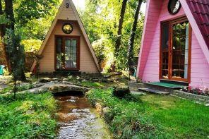 Maşukiye'de Çocuk Dostu Bungalov Evler, Cansu Tatil Köyü