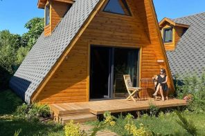 Sapanca'da Doğa İçinde Bungalov Evlerde Konaklama Ücretleri