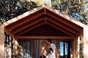 Longoz Ormanı İçinde Modern Çadır Kampı, LONGOSPHERE