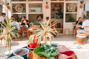Çengelköy'de Yeni Nesil Kahvaltı Mekanı, NOU Breakfast Cafe