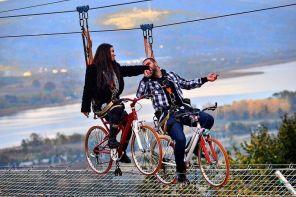 Maşukiye Masalköy Macera Park ve Uçan Bisiklet