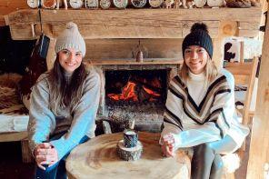 Abant'ta Şömineli Kış Otelleri, Bungalov Evler ve Konaklama Ücretleri